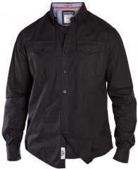 D555 LIONEL Fashion Pockets Long Sleeve Shirt