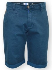 D555 Bruce Chino Short Blue