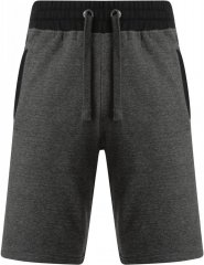 Kam Jeans 315 Jogger Shorts Charcoal