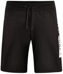 Rawcraft Bradfield Jersey Shorts Black