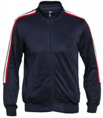 D555 Brookes Couture Zip Up Navy