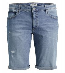 Jack & Jones Rick 5 Pocket Shorts Blue denim