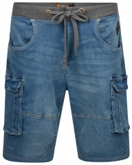 Kam Jeans Dito Denim Shorts Light Used