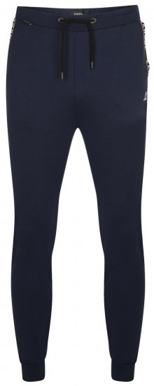 Kangol Foray Sweatpants Navy - Collegehousut ja Collegeshortsit - Isot collegehousut ja collegeshortsit